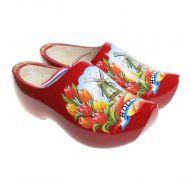 Rode Tulip Klompen