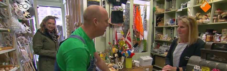 Bertje Doperwtje Interview
