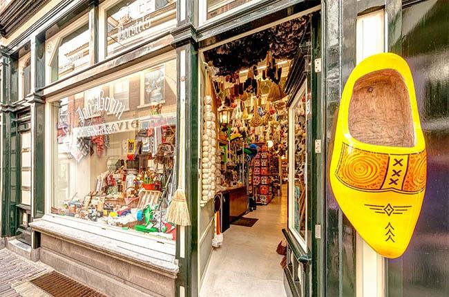 De klompenwinkel