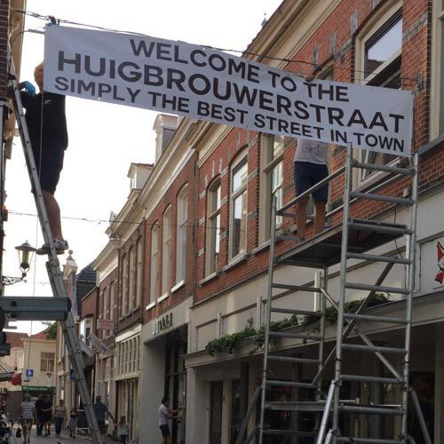 Welcome to the Huigbrouwerstraat